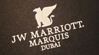 Marriott Marquis hotel, Business Bay, Dubai