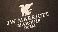 Marriott Marquis hotel, Business Bay, Dubai