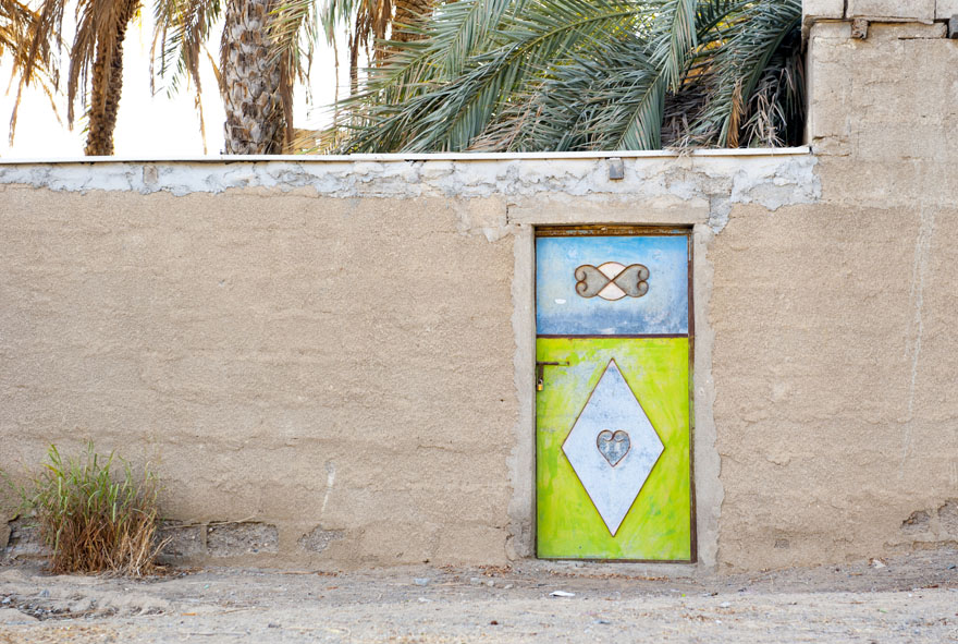 Doors of Al Ain