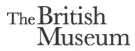 The British Museum, London, UK